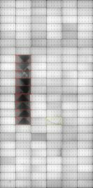 Zonnepaneel met installatieschade ofwel handeling schade